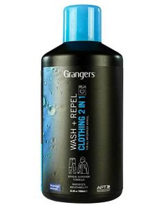 Grangers Wash + Repel Clothing 2 in 1