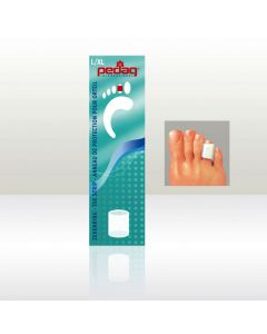 Pedag Gel Toe Strip Protect Toes from corns bruises and injuries-Small/Medium