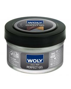Woly Perfect Gel Cleaning and Conditioning Leather Bags Shoes Boots 50ml