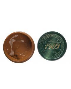 Collonil 1909 Creme De Luxe Premium shoe cream and FREE Polishing Cloth-Tan