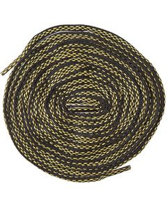 Merrell Laces for Boots and Shoes - Genuine Merrell Laces-137 cm-Black--Lemon