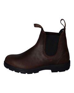Blundstone Men's Classic 550 Series Chelsea Boot - Antique Brown-5 UK