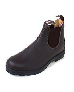 Blundstone Unisex Adult's Classic Comfort 550 Chelsea Boots, Braun Brown, 4 UK 37 EU