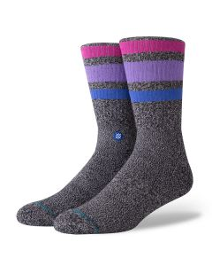Stance Boyd 4 Socks - Heather Grey in Medium and Large