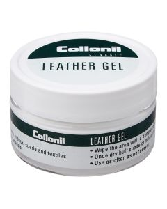 Collonil leather gel in a jar