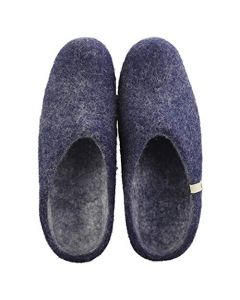 Egos Simple Slippers Navy