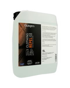 Grangers Clothing Repel 5 Litres For All Waterproof Clothing