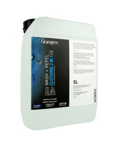 Grangers Wash & Repel Clothing 2 in 1 For all Waterproof Clothing