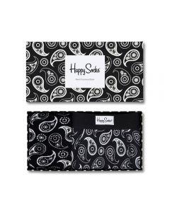Happy Socks 'Paisley' Combo Box (Boxer Shorts & Socks) Medium