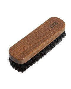Riftshoes Luxury Dark Stained Beech Wood Buffing Brush
