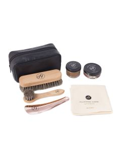Hudson H Luxury Shoe cleaning Kit