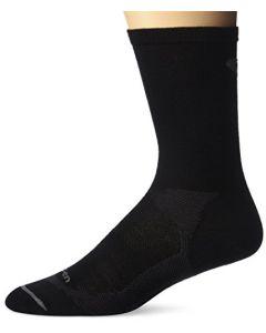 Lorpen Unisex's T2 Merino Liner Sock, Black, Medium