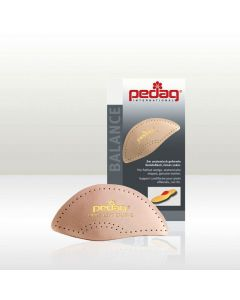 Pedag Balance Leather Arch Support for shoes/boots-Medium 35-38