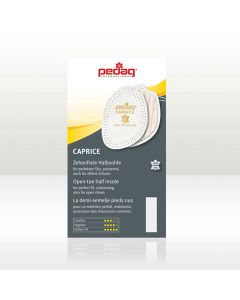 Pedag CAPRICE Leather Half Insoles Hi Heels, Shoes, Peep Toes Open Toe Shoes-39/40 UK 6/7