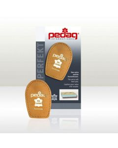 Pedag Perfekt Soft Heel Pad for shoes/boots-Small 35-37