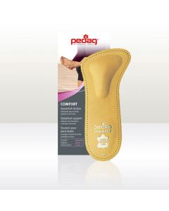 Pedag Comfort 3/4 Leather Insoles for Shoes, Pumps-42