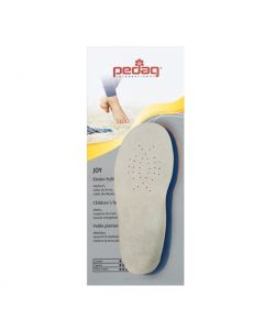 Pedag Joy - The Flexible Children's Foot Support Insoles Shoes and Boots-UK Child 7/8.5 Euro 24/26