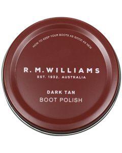 R.M. Williams Boot Polish-Dark Tan