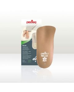 Pedag RELAX Foot Support Wide Fitting Metatarsal Pad Sizes 36-42-37 UK L 4