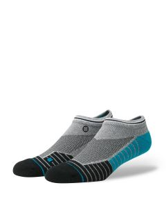 Stance Richter Low Ankle Sock, Grey
