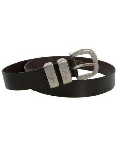 RM Williams Leather Buckle Belt