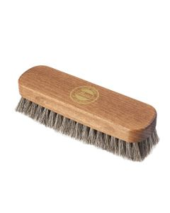 Bass Buffing Brush Natural Horsehair for boots and shoes