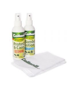 Collonil Protect & Care/Bamboo Lotion/Shoe Cloth Combi