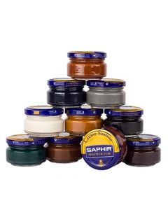 Saphir Beaute Du Cuir Creme Surfine Shoe Polish 50 ml