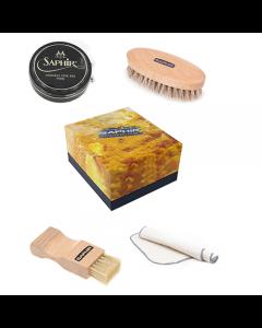 Saphir Kit AA Luxury Shoe Care Gift Box 100 ml Wax