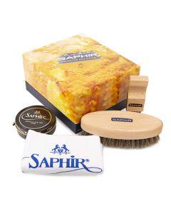 Saphir Kit AB Luxury Shoe Care Gift Box 50 ml Wax