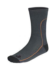 Seeland Men's Outdoor Socks Pack of 3 Raven