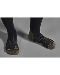 Seeland Vantage socks Meteorite