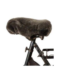 Shepherd Sheepskin Bicycle Seat Cover One Size