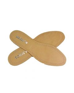 """Solos """"Exquisit"""" Leather odour stopper replacement insoles Shoes Boots"""
