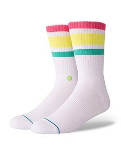 Stance Boyd 4 - Crew Casual Sock - Casual Sock, Multi