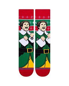 Stance Elf Cold Outside Socks