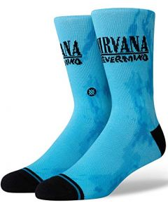 Stance Nirvana Nevermind Crew Socks (Large)