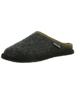 Stegmann Stegmann 301 17870, Unisex Adults' Slippers, Grey (anthrazit 8950)
