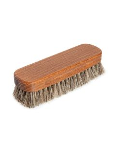 Supreme Shoe Buffing Brush Deluxe Medium Natural