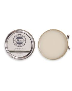 Bass Wax Polish for all Bass Leather Shoes Boots Black, Tan, Neutral and Wine-Neutral
