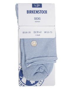 Birkenstock Women's Cotton Sole Bling Socks