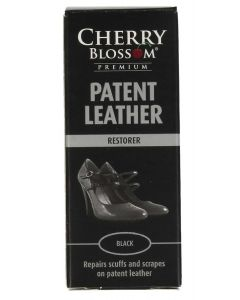 Cherry Blossom Patent Leather Restorer 10ml with Brush Applicator