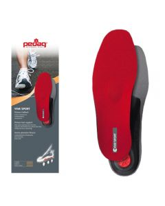 Pedag Viva Sport Fitness Support Insoles-38