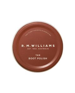 R.M. Williams Boot Polish-Tan